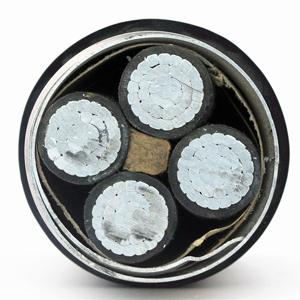 YJHLV22 铝合金铠装电缆