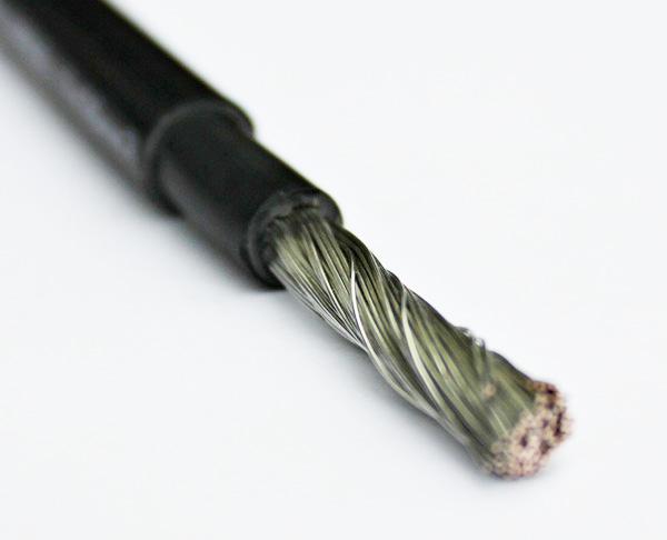H1Z2Z2-K1×4光伏电缆
