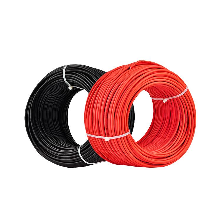 光伏电缆 光伏线 PV1-F 4平方